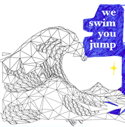 we swim you jump album